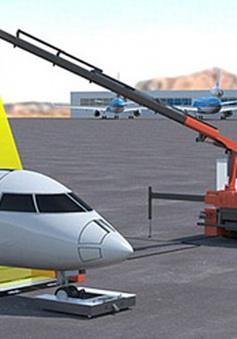 Thiết bị an ninh di động quét toàn bộ máy bay