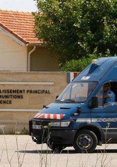 Pháp: Hơn 200 thiết bị nổ bị đánh cắp khỏi căn cứ quân sự