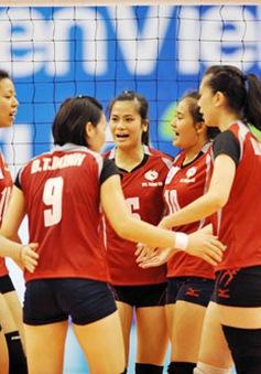 Thông tin Liên Việt Postbank thất thủ trước Đài Loan ở trận mở màn