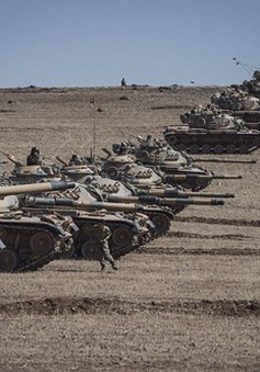 Thổ Nhĩ Kỳ tăng cường an ninh chống IS
