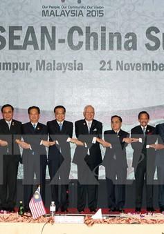 Việt Nam đề nghị không quân sự hóa Biển Đông