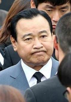 Thủ tướng Hàn Quốc tuyên bố từ chức