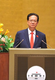 Thủ tướng Chính phủ trả lời chất vấn về quan hệ giữa Việt Nam và Trung Quốc