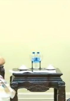 Thủ tướng tiếp Chủ tịch Hạ viện Ấn Độ