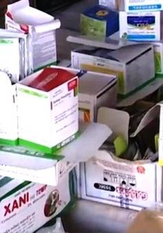 Chỉ định nhãn hàng, Chi cục BVTV tỉnh Thái Bình có dấu hiệu vi phạm Luật Cạnh tranh?