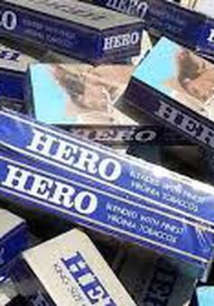 Tiền Giang: Bắt vụ buôn lậu 30.000 bao thuốc lá