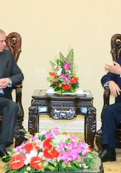 Thủ tướng tiếp Hoàng tử Vương quốc Anh Andrew