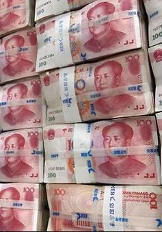 PBOC: Dòng vốn ra, vào Trung Quốc vẫn ổn định