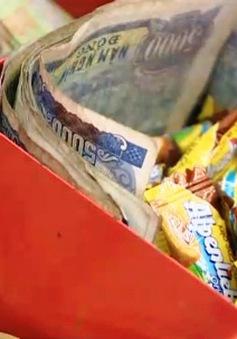 """Tiền lẻ đang bị """"hắt hủi"""" trong giao dịch hàng ngày"""