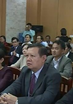 Đài Truyền hình Quốc gia Lào phát sóng Bản tin tiếng Việt