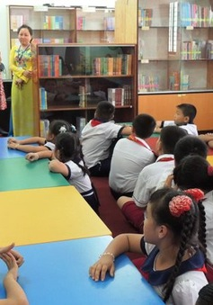 TP.HCM: Gần 90 trường tham gia chương trình tiếng Anh tích hợp