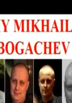 Mỹ treo giải 3 triệu USD để bắt tin tặc người Nga Bogachev