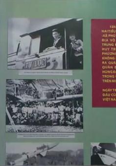 """Khai mạc triển lãm """"50 năm Tên lửa Phòng không Việt Nam"""""""