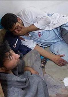 Tổ chức Bác sĩ không biên giới rút khỏi Kunduz, Afghanistan
