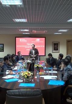Tọa đàm doanh nghiệp Việt Nam tại LB Nga