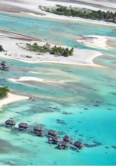 Ngắm 12 hòn đảo lãng mạn ở Nam Thái Bình Dương