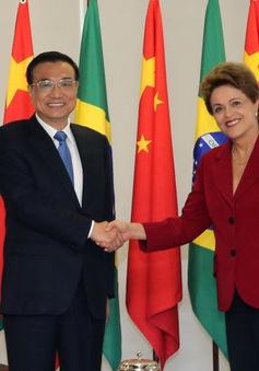 Trung Quốc, Brazil ký nhiều thỏa thuận trị giá 50 tỷ USD