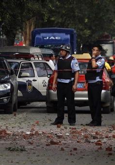 Trung Quốc điều tra các vụ nổ liên tiếp tại Quảng Tây