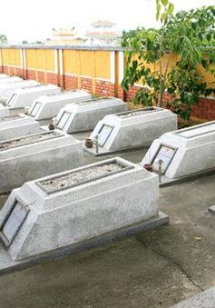Những nghĩa trang liệt sĩ ở Trường Sa
