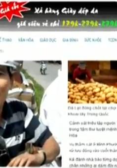 Thu hồi giấy phép của trang thông tin điện tử Trí Việt 24h