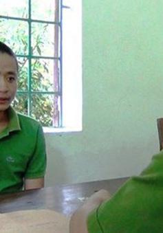 Nghệ An: Bắt 4 đối tượng chuyên đập cửa kính ô tô trộm tài sản