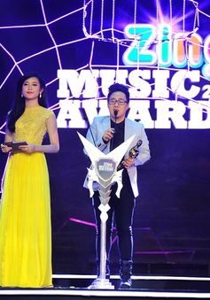 Zing Music Awards 2014: Trót yêu thắng giải Ca khúc của năm