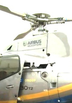 Khai trương dịch vụ du lịch bằng trực thăng tại miền Bắc
