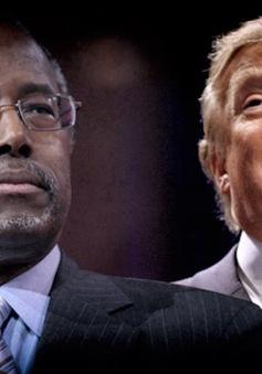 Donald Trump hụt hơi, Ben Carson tiềm năng nhất Đảng Cộng hòa