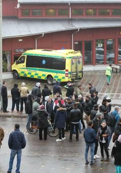 Sự kiện quốc tế nổi bật tuần qua (19/10 - 25/10): Tấn công bằng kiếm tại trường học ở Thụy Điển