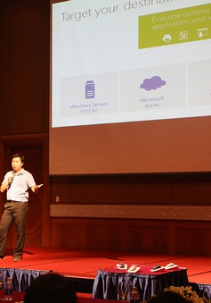 """""""Khai tử"""" WS 2003, Microsoft giới thiệu nền tảng mới dành cho doanh nghiệp"""
