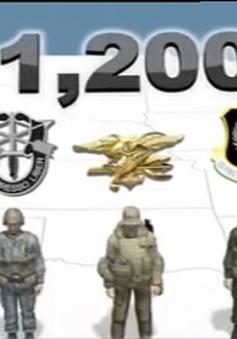 1.200 binh sĩ Mỹ tham gia tập trận Jade Helm 15