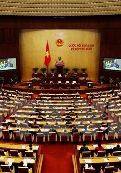 Ngày 27/11, bế mạc kỳ họp thứ 10 Quốc hội khóa XIII