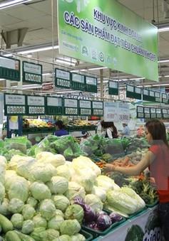 Năm 2015, Hà Nội liên kết với 21 địa phương cung cấp thực phẩm sạch