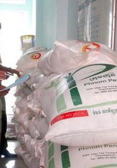 Bắt liên tiếp 2 vụ vận chuyển, mua bán đường cát Thái Lan nhập lậu