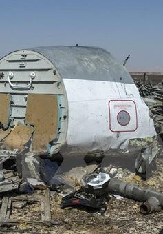 Máy ghi âm buồng lái máy bay A321 ghi lại tiếng ồn ở giây cuối