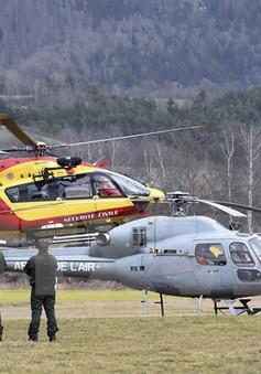Pháp nối lại hoạt động cứu hộ máy bay Germanwings