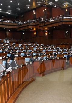 Quốc hội Campuchia thông qua 2 luật mới về bầu cử