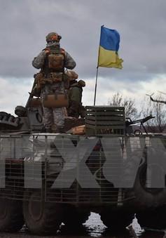 Ukraine đạt thoả thuận về xác định giới tuyến tại Donbass