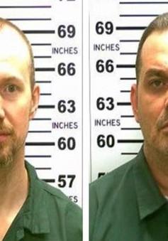 200 cảnh sát New York truy lùng 2 tù nhân vượt ngục