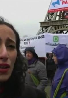 Hàng trăm nghìn người tuần hành kêu gọi ứng phó với biến đổi khí hậu
