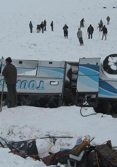 Afghanistan: Lở tuyết khiến hơn 100 người thiệt mạng