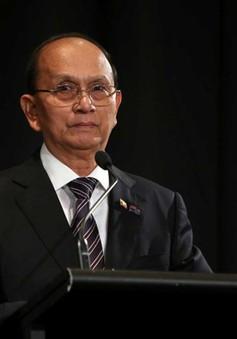Tổng thống Myanmar cam kết tôn trọng kết quả bầu cử