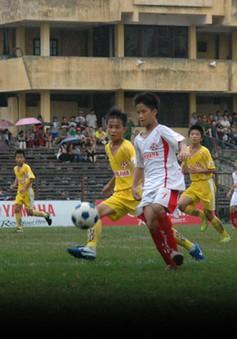 Giải Thiếu niên toàn quốc: U13 Nghệ An và U13 Viettel 1 gặp nhau ở trận chung kết