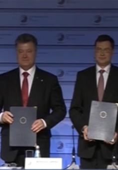 EU cho Ukraine vay 2 tỷ USD nhằm vực dậy nền kinh tế