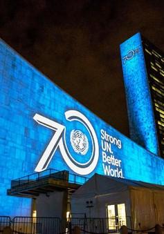 Liên Hợp Quốc kỷ niệm 70 năm ngày thành lập