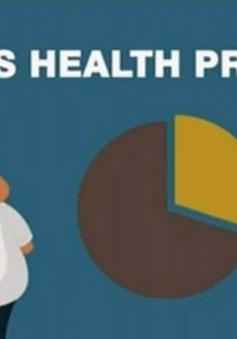Trung Quốc phát triển ứng dụng tập thể dục cho người thừa cân