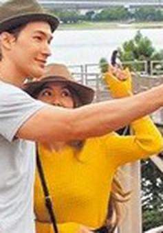 Thái Y Lâm hẹn hò với bạn trai tại Nhật