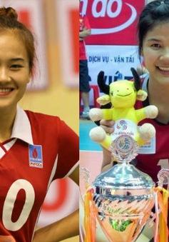 Gặp gỡ người đẹp Linh Chi và Bùi Thị Ngà của bóng chuyền Việt Nam