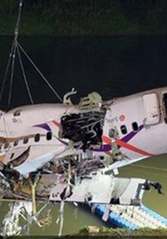 TransAsia bồi thường thân nhân vụ máy bay GE235 rơi