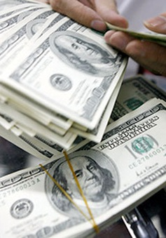 Tỷ giá VND/USD sụt giảm mạnh